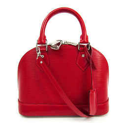 Louis Vuitton Epi ALMA BB M40850 Women's Handbag,Shoulder Bag Carmine BF518033