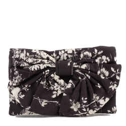 Red Valentino Printed Crossbody Bag-Black/white One Size Authenticity Guaranteed