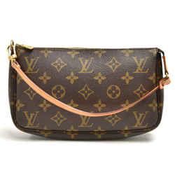 Vintage Louis Vuitton Pochette Accessoire Monogram Canvas Handbag LU202