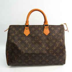 Louis Vuitton Monogram Speedy 35 M41524 Women's Handbag Monogram FVGZ000280