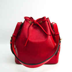 Louis Vuitton Epi M44107 Petit Noe Women's Shoulder Bag Castilian Red BF513769