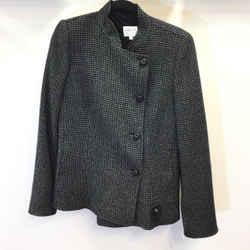 Women's Armani Collezioni Tweed Blazer. Size 8