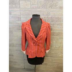 Marc Jacobs Striped Blazer Jacket