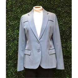 Bottega Veneta Size 42/4/6 Baby Blue Jackets