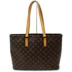 Louis Vuitton Monogram Luco Zip Tote 860941