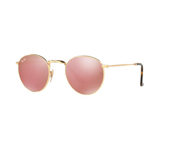 ray ban 3447 pink mirror