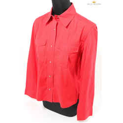 Louis Vuitton Woman's Long Sleeve Buttoned Shirt