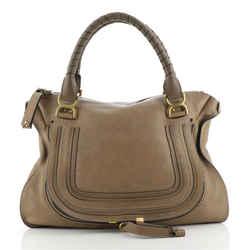 Marcie Shoulder Bag Leather Large