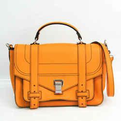 Proenza Schouler Satchel Medium Women's Leather Handbag,Shoulder Bag Da BF529856