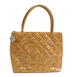 Chanel | Medallion Tote, Patent