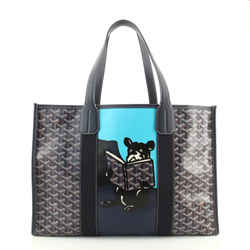 Villette Tote Printed Coated Canvas