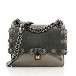 Kan I Bag Studded Leather Small