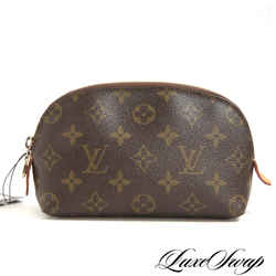 Louis Vuitton Monogram Makeup Pouch