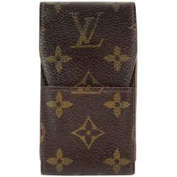 Louis Vuitton Monogram Mobile Etui Phone Case and Cigarette Case 14lvs1228