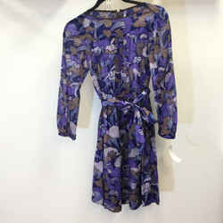 Women's Marc Jacobs Floral Print Dress. Size 0