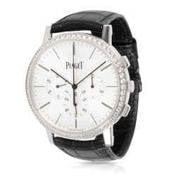 Piaget Altiplano Goa40031 Men's Watch In 18kt White Gold