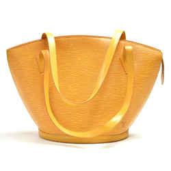 Vintage Louis Vuitton Saint Jacques GM Yellow Epi Leather Shoulder Bag LT958