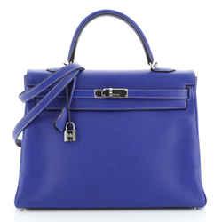 Candy Kelly Handbag Epsom 35