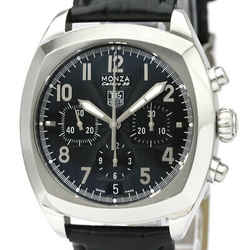 Polished TAG HEUER Monza Calibre 36 Steel Automatic Mens Watch CR5110 BF534582