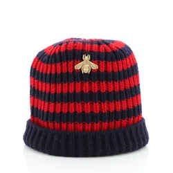 Bee Beanie Knit Wool