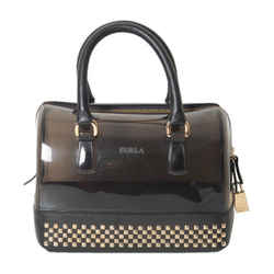Furla Studded Candy Handle Bag