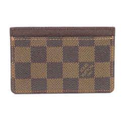 Louis Vuitton Damier Ebene Card Case Wallet