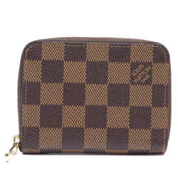 Zippy Coin Purse | Damier Ebene