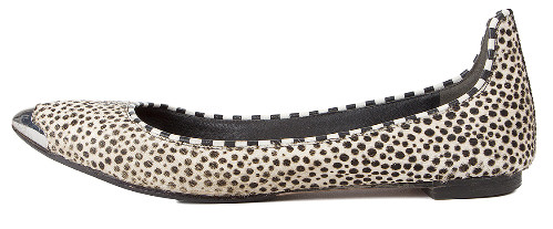 Brian Atwood Mohair Flats