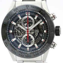 Tag Heuer Carrera Calibre Heuer 01 Chronograph Steel Mens Watch Car2a1w Bf512191