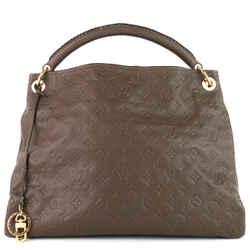 Artsy MM Monogram Empreinte Leather Handbag