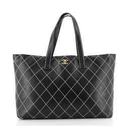 Surpique Tote Quilted Leather XL