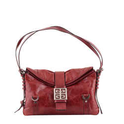 Givenchy Handbag Red One Size