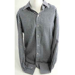 Tom Ford Checkered Long Sleeved Shirt