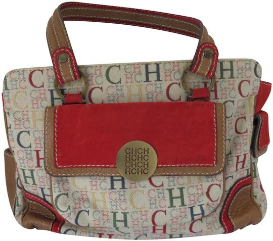 Carolina Herrera Ch Monogram Bag Leprix