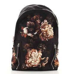 Vulcano Backpack Printed Nylon