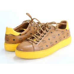 MCM Classic Low-Top Sneakers in Visetos