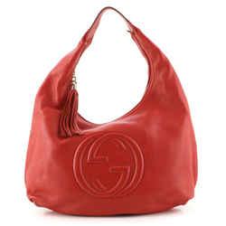 Soho Hobo Leather Large