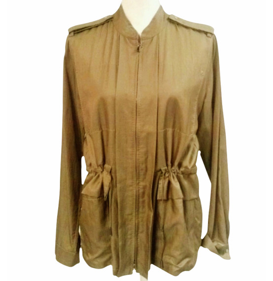 Max Mara Bronze Jacket