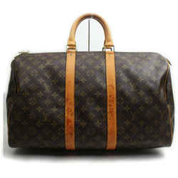 Louis Vuitton Monogram Keepall 45 Boston Duffle PM  861603