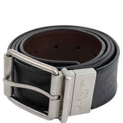Louis Vuitton Reversible Boston Damier Infini Belt Black Size 44