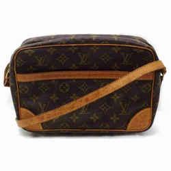 Louis Vuitton Shoulder Bag Trocadero Browns Monogram 861189