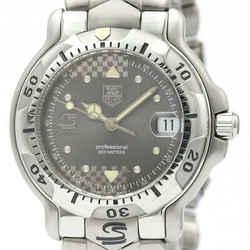 Polished TAG HEUER 6000 Ayrton Senna LTD Edition Quartz Watch WH1214 BF512179