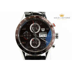 Tag Heuer Carrera Chronograph Calibre 16 Automatic Watch