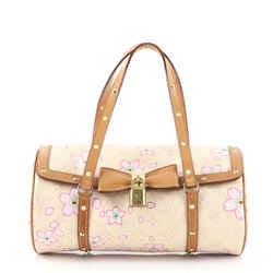 Papillon Handbag Limited Edition Cherry Blossom Monogram