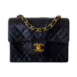 Chanel Vintage Classic Mini Square Flap Bag