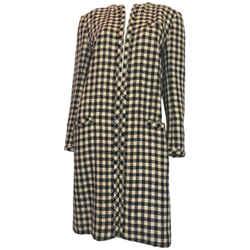 Valentino Boutique 1980's Wool Coat