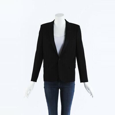 Saint Laurent Wool Blazer Jacket SZ 40