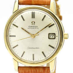 Vintage OMEGA Seamaster Cal.565 Gold Plated Automatic Watch 166.003 BF514642