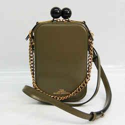 Marc Jacobs The Vanity M0015417 Women's Leather Handbag,Shoulder Bag Kh BF532930