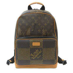 Auth Louis Vuitton Louis Vuitton Damier Giant Monogram Campus Backpack N40380 Le